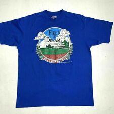 Vintage Field of Dreams T Shirt Men's XL 1991 Universal Studios Short Sleeve Tee