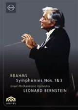 Bernstein conducts Brahms [DVD] [2006][Region 2]