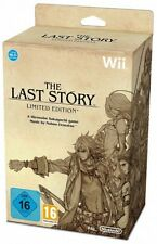 Nintendo Wii Game - The Last Story game - Limited Edition (boxed)