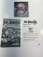 Brand New Big Box Pc Game Worms 2 PC First Edition 1997 With Manuals No Box.