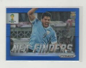 2014 Panini Prizm Mundo Cup guardianes #23 Fernando Muslera Uruguay Tarjeta De Novato