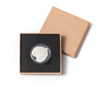 Latvia 2020 Silver 5 Euro Coin Linden Leaf Proof Low Mintage First Issue Unique