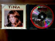 CD TINA TURNER - Whats Love got to do with it- Inspired by the Motion Picture