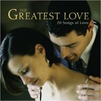 Various - 20 of the Greatest Love Songs (CD) (2007-07-16)