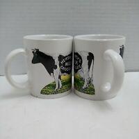 2-Hersheys Milk Chocolate Made On The Farm Coffee, Tea, Hot Chocolate Mug