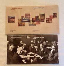 """Timbres Canada - non oblitérés - """" Le groupe des 7 """" - Année 1995 -"""