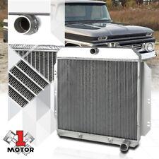 Aluminum 3 Row Core Performance Radiator for 60-62 Chevy/GMC C/K Truck Pickup V8