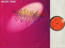 """STYX music time/heavy metal poisoning AMX 197 uk a&m 1984 12"""" PS EX/EX"""