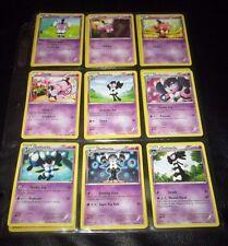 Pokemon Card/Tarjeta 4 Gothita, 4 Gothorita, 1 Gothitelle Card