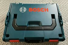Bosch / Sortimo L-BOXX-1A Stackable Carrying Case with 13 pc. Insert Set