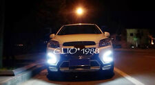 LED Front Fog Light DRL LED Day Light for Chevrolet TRAX/TRACKER 2013  - 2016