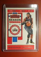2019-20 NBA 🏀 PANINI CONTENDERS SEASON TICKET MONTREZL HARRELL for the CLIPPERS