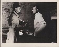 Stewart Granger Bernard Lee The Secret Partner 1961 original movie photo 16051