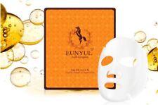 EUNYUL Natural Mask Pack mayu Horse Oil 30 sheets Shining Nourishing