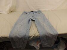 RedHead Jeans Mens 32 x 30 Bass Pro Light Wash Denim 50141