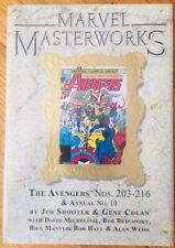 Marvel Masterworks #289 AVENGERS Volume #20 DM Variant HC 2020 Global Shipping