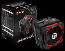 New MSI CORE FROZR XL Cooling RGB CPU Fan Heat sink Cooler LGA 1151 AM4 FM2