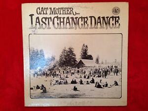 "Cat Mother  ""Last Chance Dance""  LP  1973  Polydor Promo  PD-5042   Rock  US  EX"