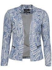 2/20 NEU ONLY Damen Blazer Jacke onlMADELINE AOP BLAZER JACKET OTW Gr. M