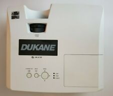 DUKANE HITACHI LCD PROJECTOR + ACCESSORIES CP-X2010 LAMP HOURS 379 H