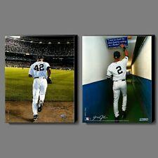 Derek Jeter, Mariano Rivera Canvas Prints l New York Yankees MLB Photos