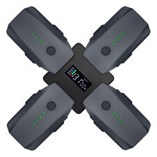 4-In-1 Battery Rapid Charging Charger Hub For DJI Mavic Pro With LCD Display