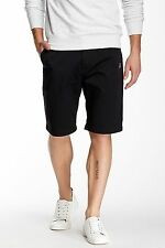 VOLCOM MEN'S 【SIZE: 30 】VMONTY BLACK SHORTS 887215930908 NEW SKATE SHORTS
