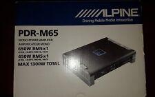 Coche Digital Mono alpino PDR-M65 - Sub Amplificador Sub 1300W Amp Amplificador De Bajo