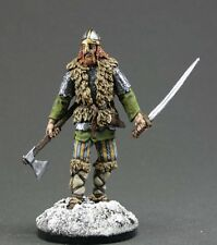 Toy tin soldiers 54mm.Viking.