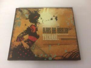 OJOS DE BRUJO - TECHARI - CD & CD ROM