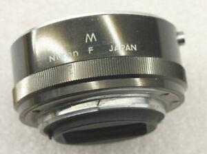 Nikon F Mount Extension Tube M Japan - USED D100