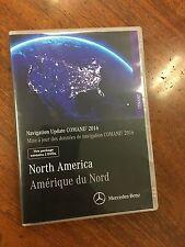 Mercedes-Benz Navigation Update Comand Original 2 DVD's 2016 North America
