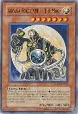 6x 1Arcana Force XVIII - The Moon - LODT-EN015 - Common Unlimited New Light