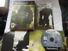 SHADOW OF THE COLOSSUS PS2 PLAYSTATION 2 V.G.C. FAST POST COMPLETE