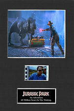 Jurassic Park Mounted Film Cells