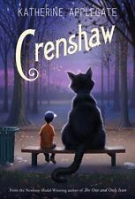 Crenshaw: By Katherine Applegate