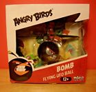 Angry Birds BOMB Flying UFO Ball  World Tech Toys NEW