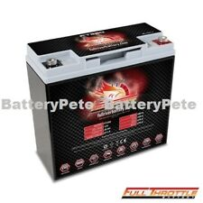 Full Throttle FT230 AGM Battery Harley Motorcycle PC680 Free Shipping