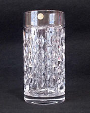 New! POLO Ralph Lauren ASTON 24% Crystal Glasses HIGHBALL COCKTAIL GLASSES Czech