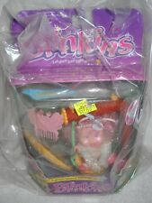 #9576 NRFB Vintage LJN Blinkins Flashy and Her Swing Away Swing