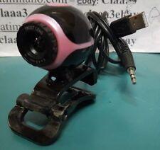 TRUST 17005 webcam EXIS PINK/BLACK BUILT-IN MIC, PLUG&GO usb