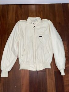 Vintage Members Only Express Jacket Size Small