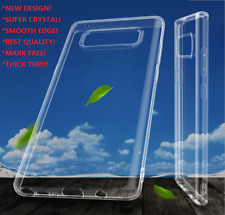 NEW Ultra Slim Super Crystal Soft TPU Case for Samsung Galaxy Note 8 Cover