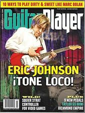 GUITAR PLAYER - ERIC JOHNSON / TONE LOCO! - March 2011 Issue