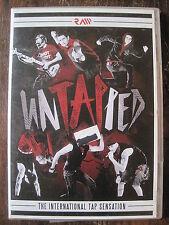 Untapped : The International Tap Sensation DVD Signed!