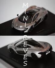 Autoart McLaren P1 2013 Silver 1/43 56013