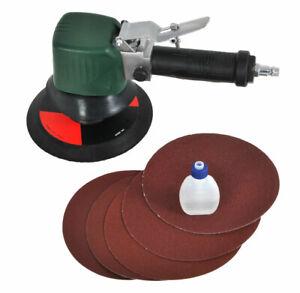 Druckluft Schleifmaschine Schwingschleifer Schleifer Excenterschleifer Ø 150 mm