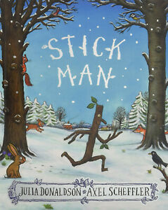 Stick Man - Paperback Book - NEW - 9781407170718