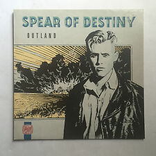 SPEAR OF DESTINY - OUTLAND * VINYL LP * FREE P&P UK * 10 RECORDS - DIX 59