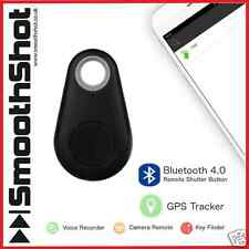 SMART TAG BLUETOOTH TRACKER CHILD KEY TRACER FINDER GPS LOCATOR REMOTE BLACK